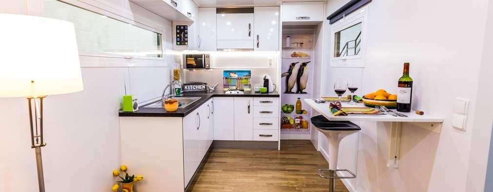 Cocinas modernas: 9 diseños ¡sensacionales!