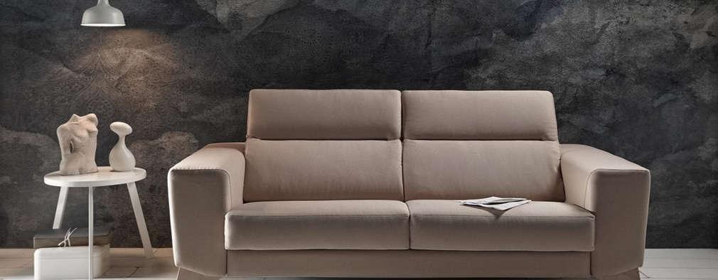 Modelli divani e poltrone for Modelli divani