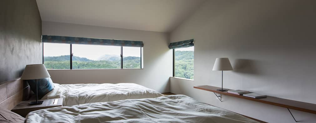MimasisDesign [ミメイシスデザイン]의  침실