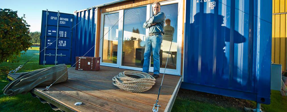 Rumah by Stefan Brandt - solare Luftheizsysteme und Warmuftkollektoren