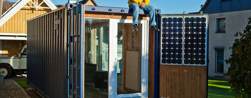 房子 by Stefan Brandt - solare Luftheizsysteme und Warmuftkollektoren