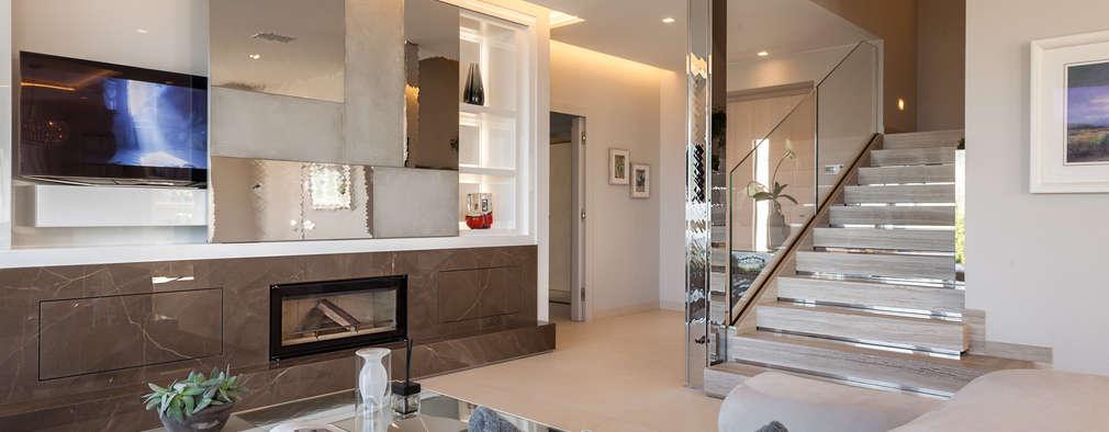 modern Living room by Andrea Bonini luxury interior & design studio