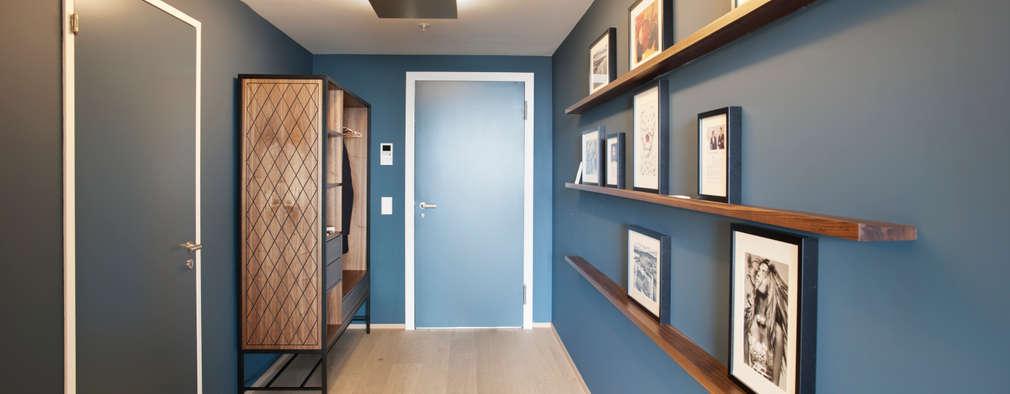 Corridor & hallway by Dyer-Smith Frey