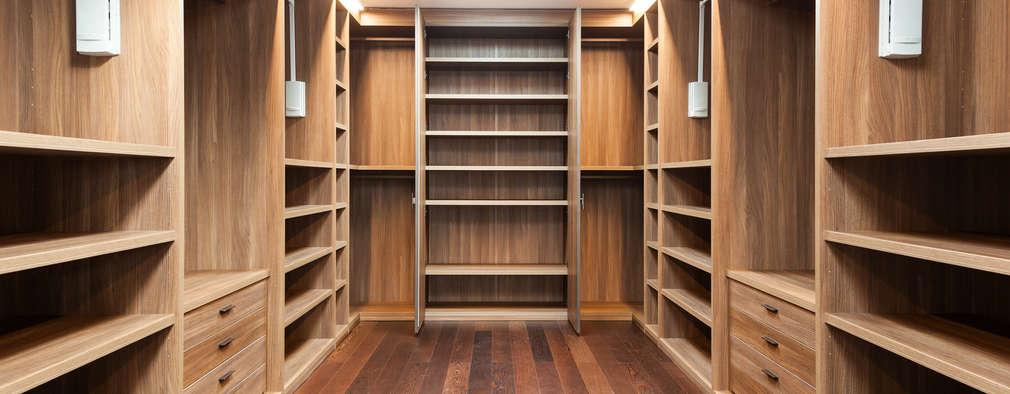 de estilo  por Piwko-Bespoke Fitted Furniture