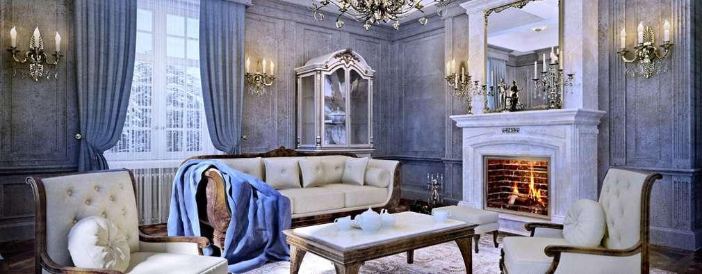 Met deze 6 tips creëer je eindelijk een klassieke en elegante woonkamer