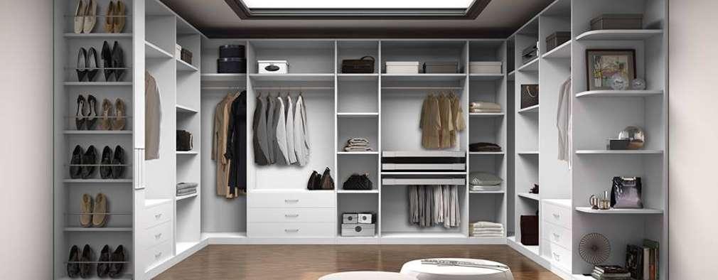 modern Dressing room by TC interior