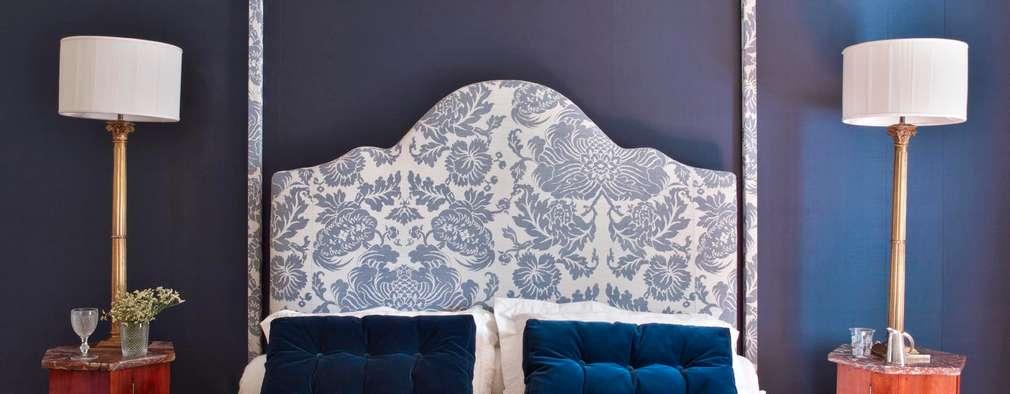 Phòng ngủ by SA&V - SAARANHA&VASCONCELOS