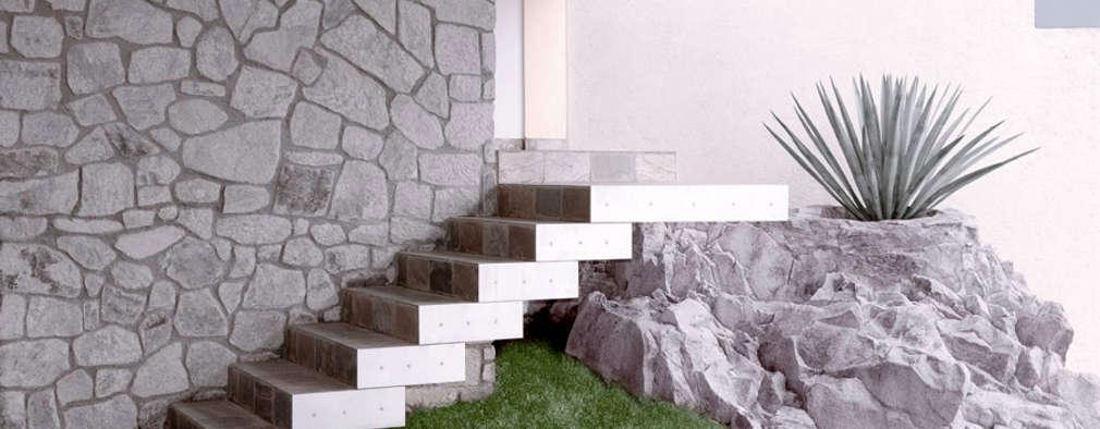 Muros de hormig n visto 13 ideas para viviendas modernas for Casas modernas hormigon visto