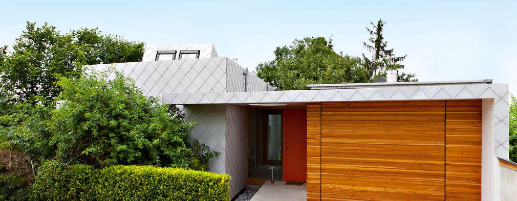 Projekty,  Okna zaprojektowane przez DANKE Architekten