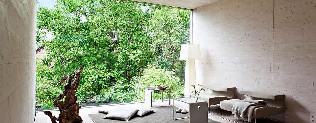 modern Living room by DANKE Architekten