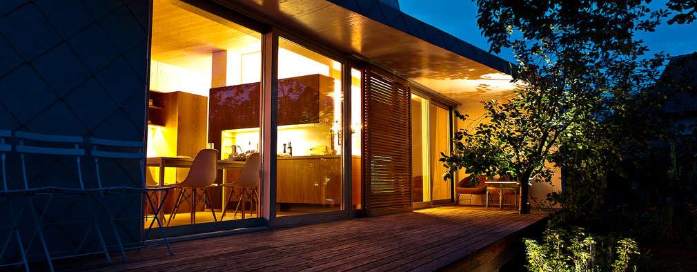 بلكونة أو شرفة تنفيذ DANKE Architekten