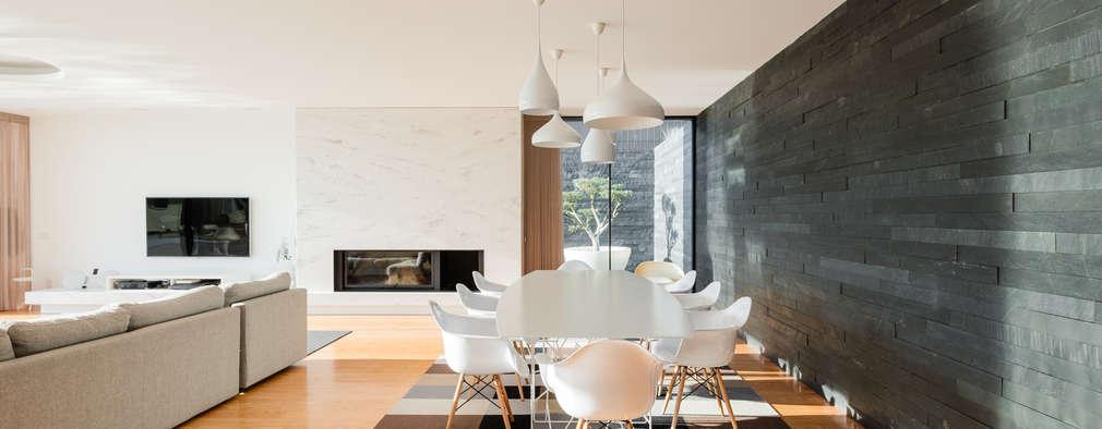 餐廳 by Raulino Silva Arquitecto Unip. Lda