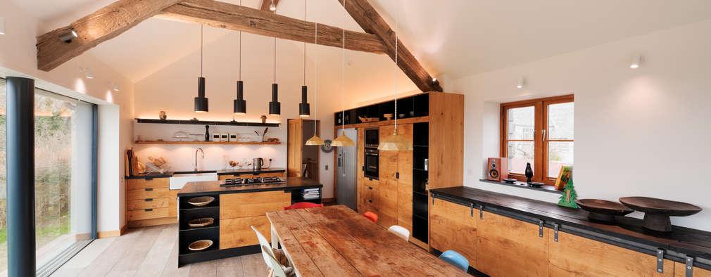 Trewin Design Architects: modern tarz Mutfak