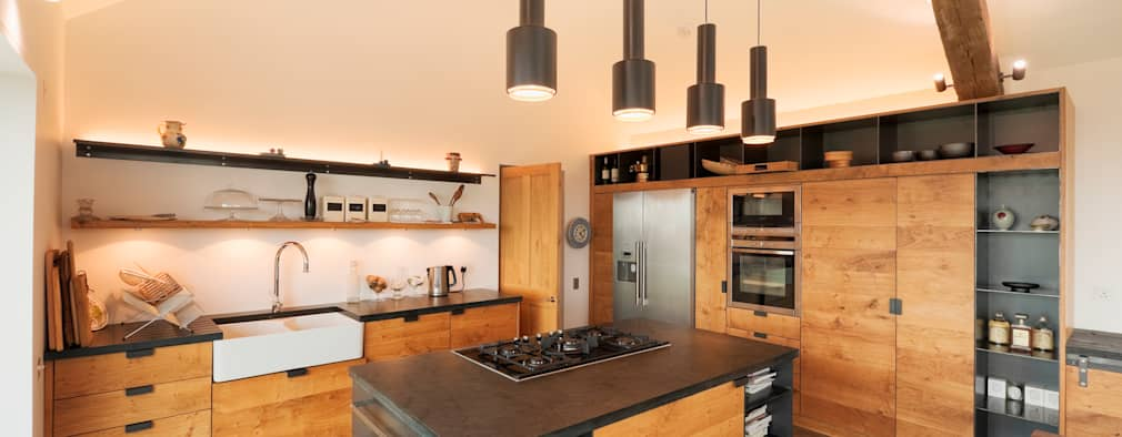 moderne Keuken door Trewin Design Architects