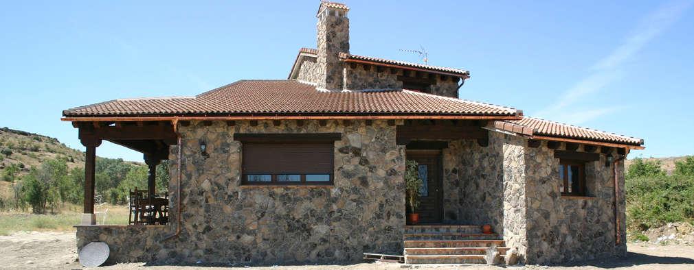 Casas De Estilo Por Arq0