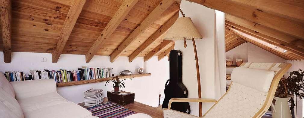 Salas / recibidores de estilo  por pedro quintela studio
