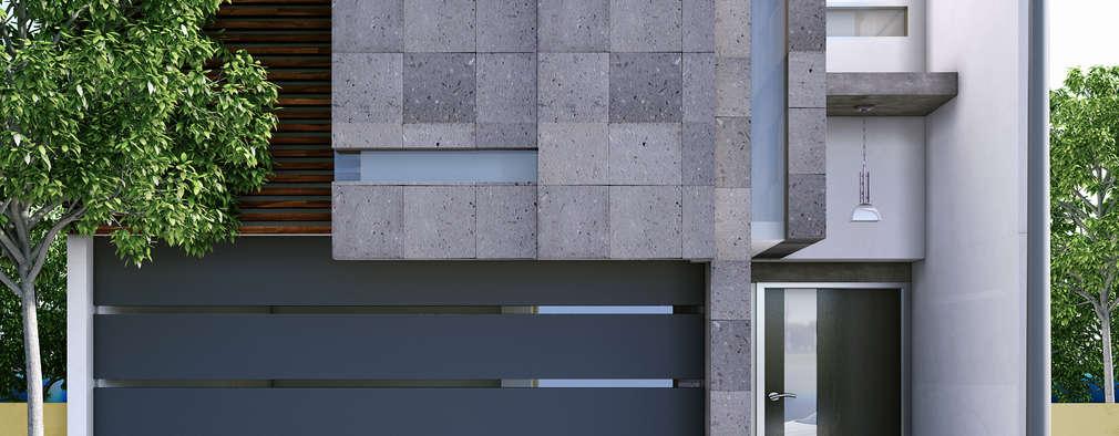 15 puertas principales fant sticas for Puertas principales modernas 2016
