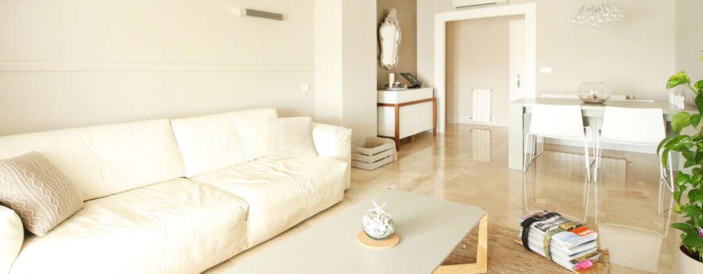 modern Living room by acertus