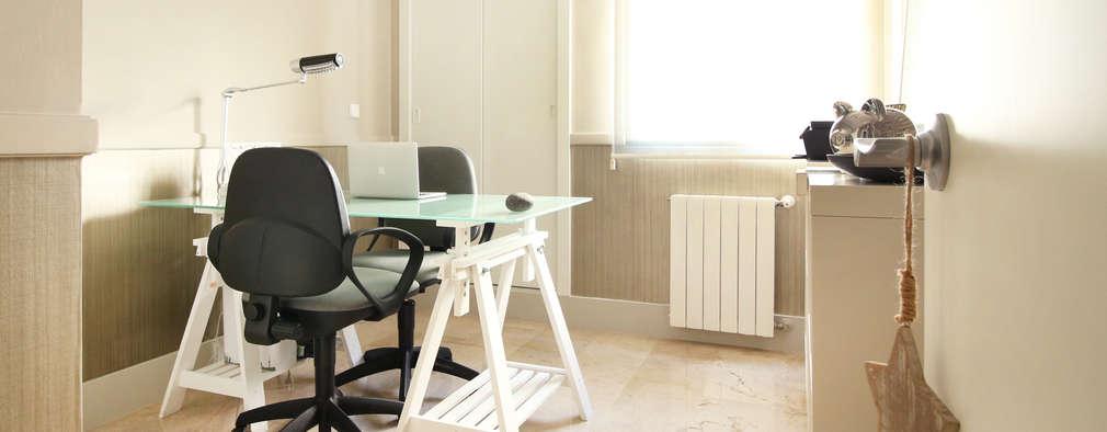 ห้องทำงาน/อ่านหนังสือ by acertus
