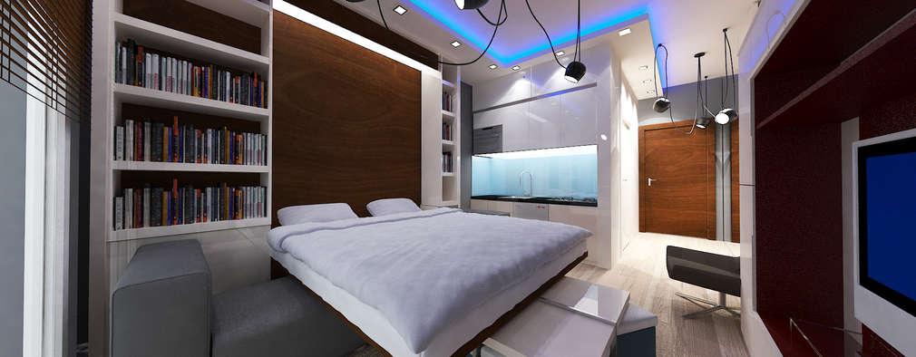20 truquitos para aprovechar el espacio en una casa peque a - Aprovechar espacio habitacion pequena ...