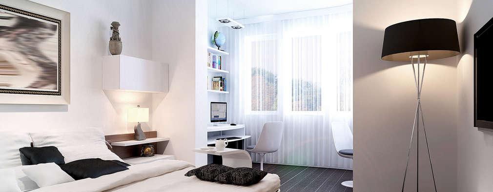Menz Design – Yatak Odası :  tarz
