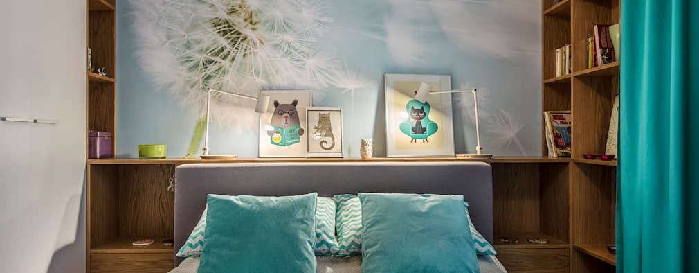 Phòng ngủ by 4ma projekt
