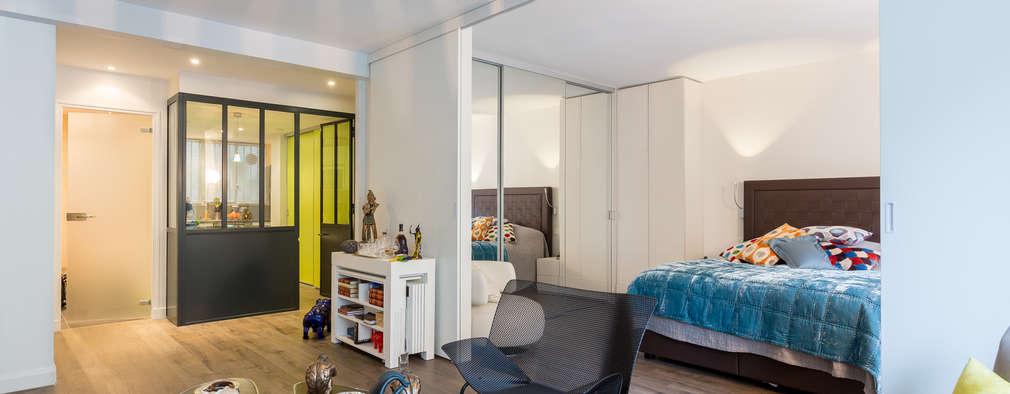 Un appartamento di 60 mq rinnovato in maniera deliziosa for Appartamento 60 mq design