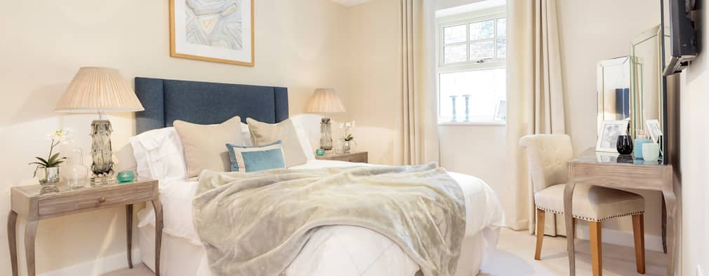Kamar Tidur by WN Interiors of Poole in Dorset