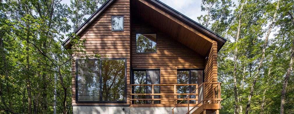 房子 by Unico design一級建築士事務所