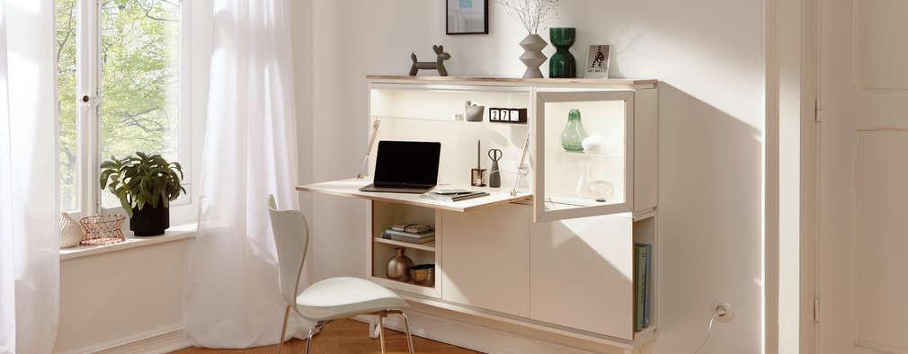Setup: Der Wohnbaukasten Als Wohnlicher Arbeitsplatz: Von Studio Michael  Hilgers