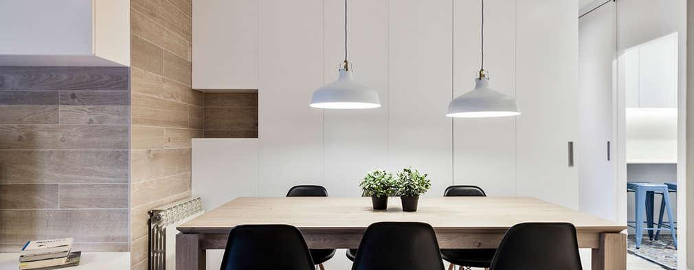 Comedores de estilo  por Dröm Living