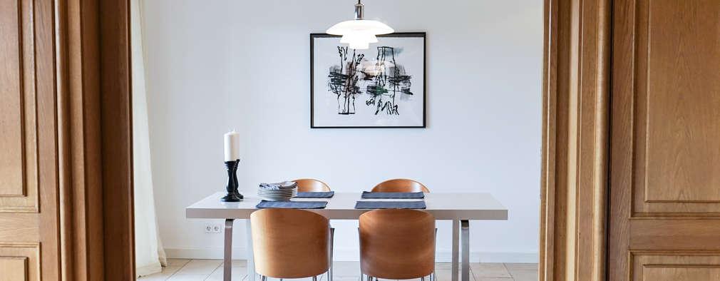 غرفة السفرة تنفيذ Home Staging Gabriela Überla