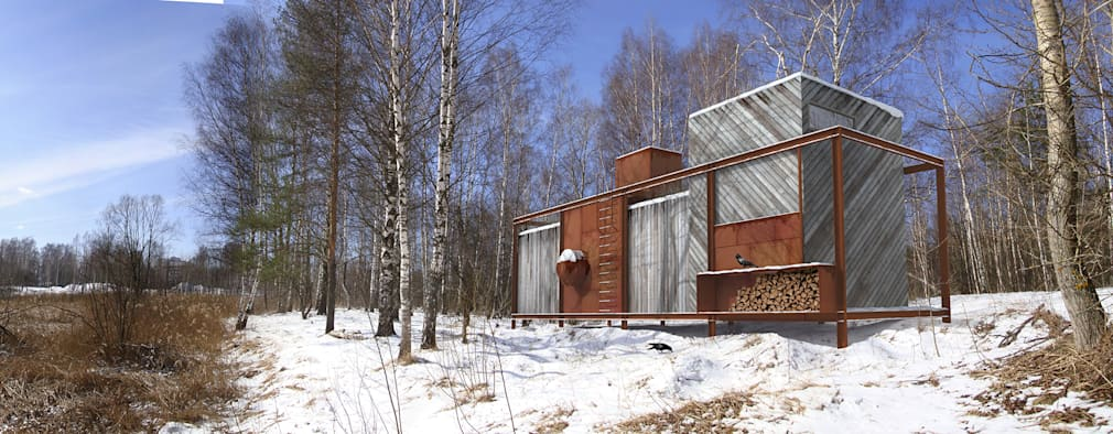 modern Houses by План_Б