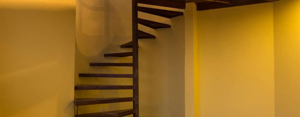 15 ideas de barandas para tu escalera modernas y - Barandas escaleras modernas ...