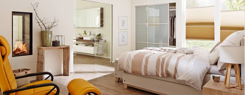 Habitaciones de estilo escandinavo por Elfa Deutschland GmbH