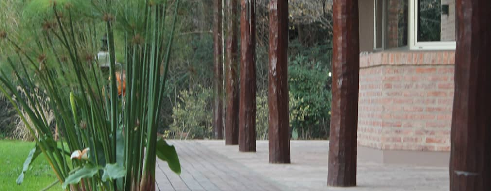 12 pisos que se ver n geniales en el patio de tu casa for Pisos para patios internos