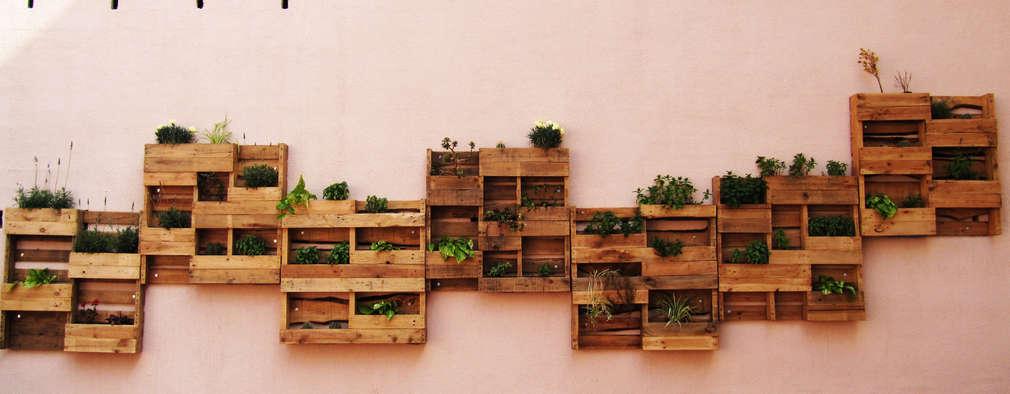 Projekty,   zaprojektowane przez Aida Lopez Paisajista