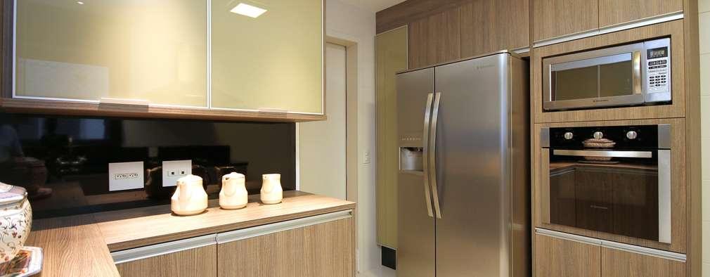 5 Cocinas pequeñas ¡Perfectas para tu apartamento!