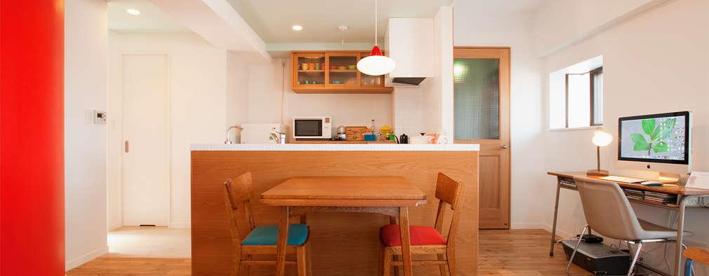 5 small but stylish kitchens