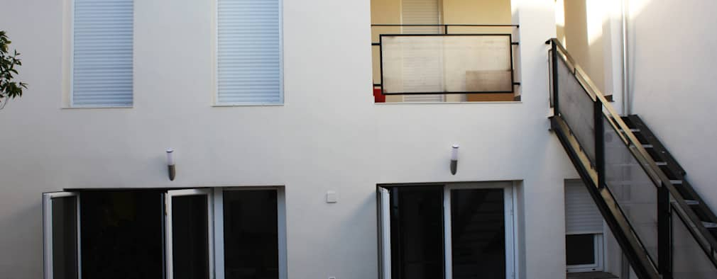 تنفيذ Sánchez Terio Arquitectos