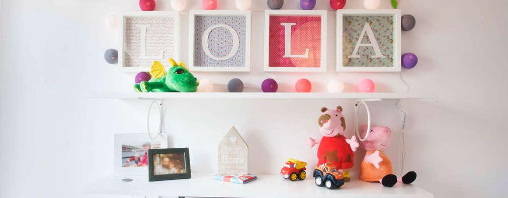 غرفة الاطفال تنفيذ demarcasueca