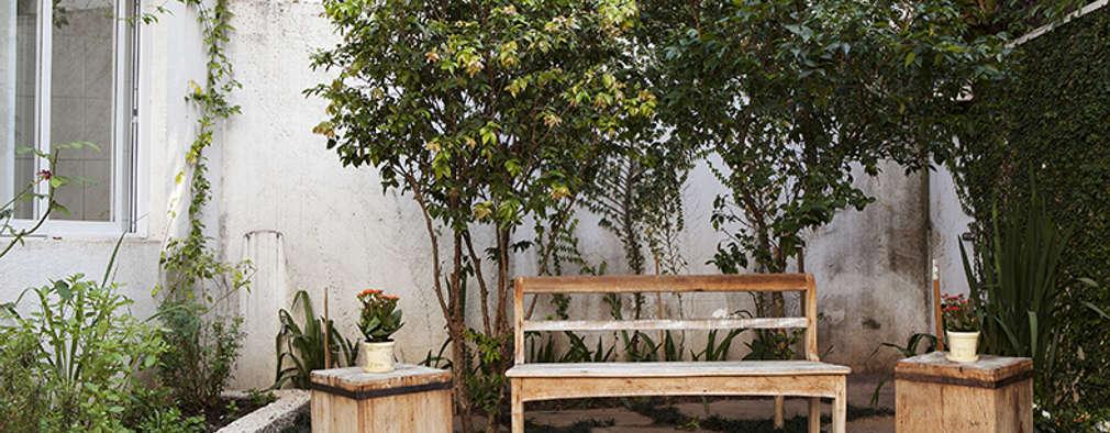 Vườn by Lucia Helena Bellini arquitetura e interiores