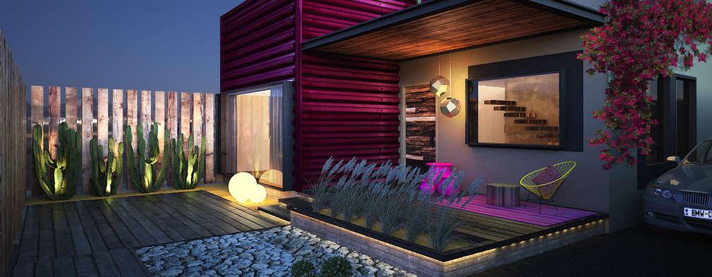 Rumah by Rotoarquitectura