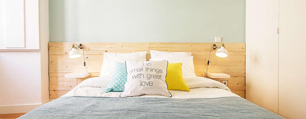 20 dormitorios maravillosos de menos de 6 metros cuadrados