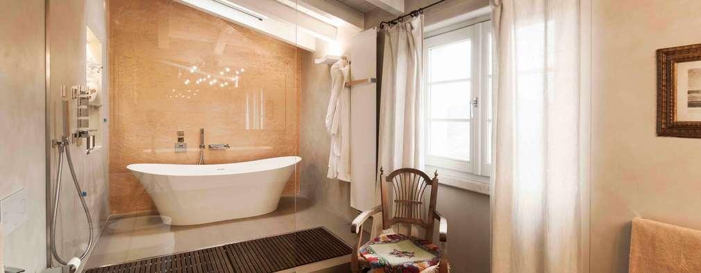 Modern bathroom by studio maggiore architettura