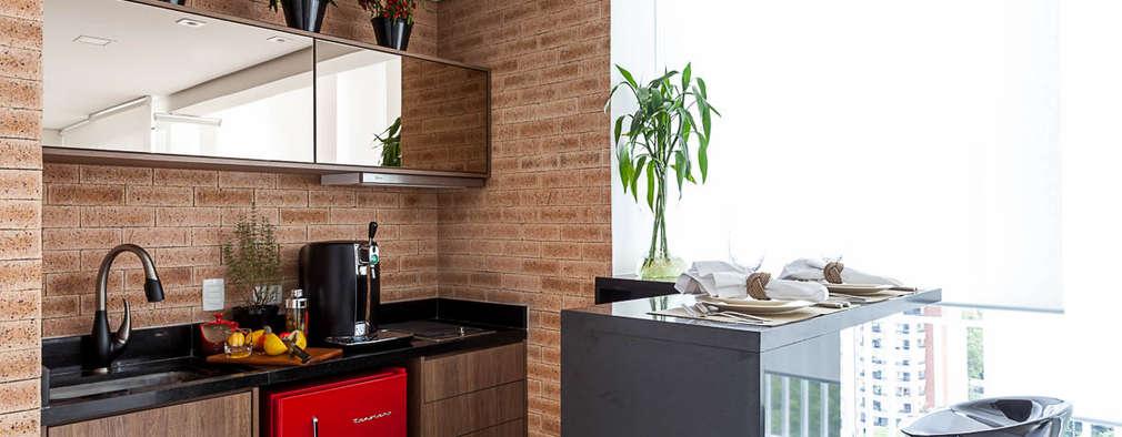 de estilo  de Martins Valente Arquitetura e Interiores