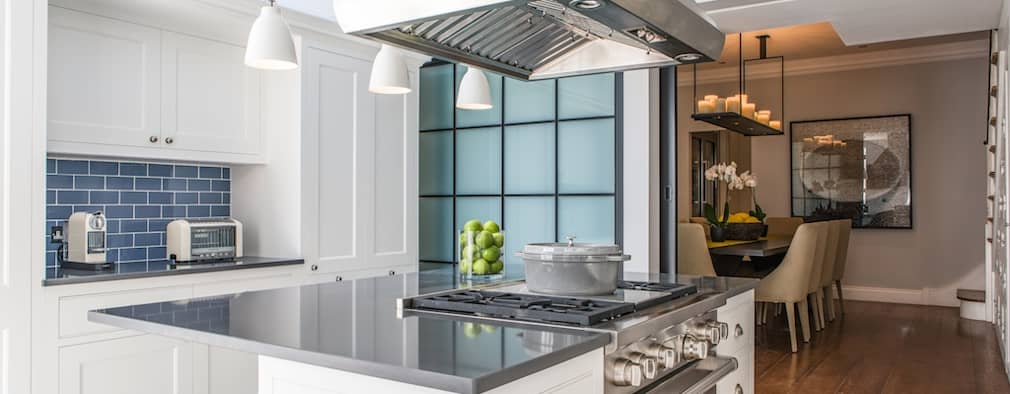 Best Ideas To Separate The Kitchen From The Living Room