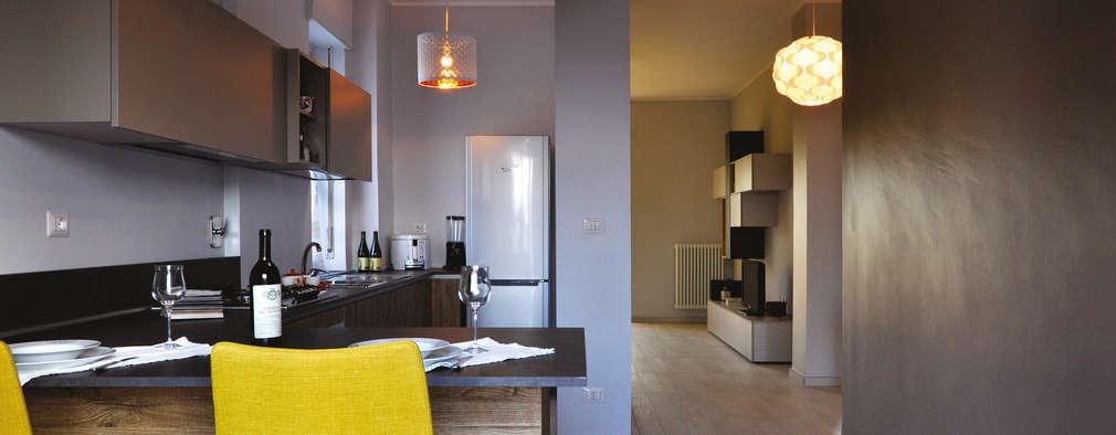 modern Kitchen by arCMdesign - Architetto Michela Colaone