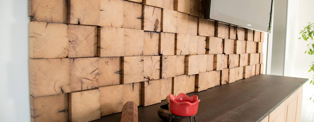 Revestir tus paredes con madera 8 ideas fabulosas for Planchas de madera para paredes