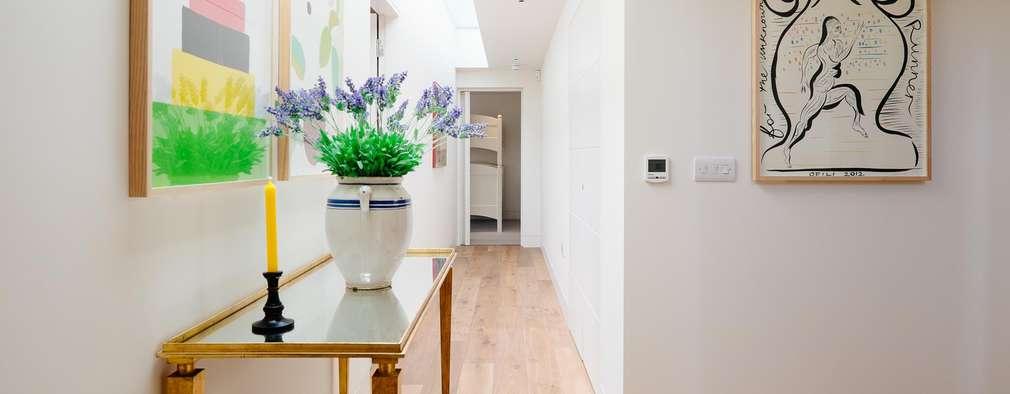 7 ottime idee per arredare un corridoio stretto e buio for Arredare corridoio
